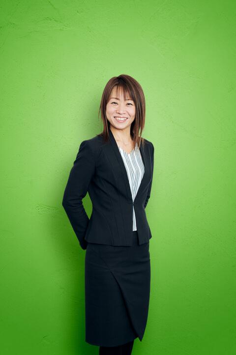 新山 桂子 写真